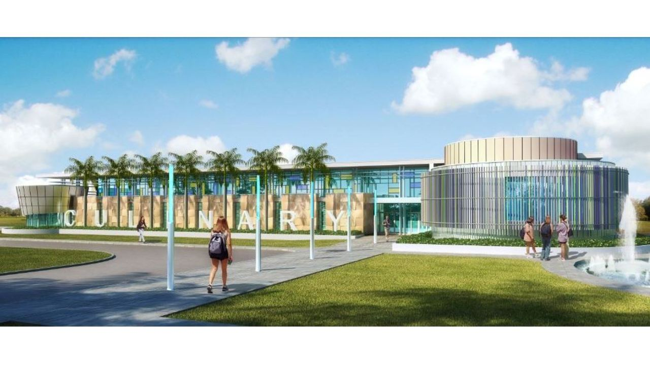 Hgtc Grand Strand Campus Map.Hgtc Breaks Ground On 16 Million Culinary Arts Building