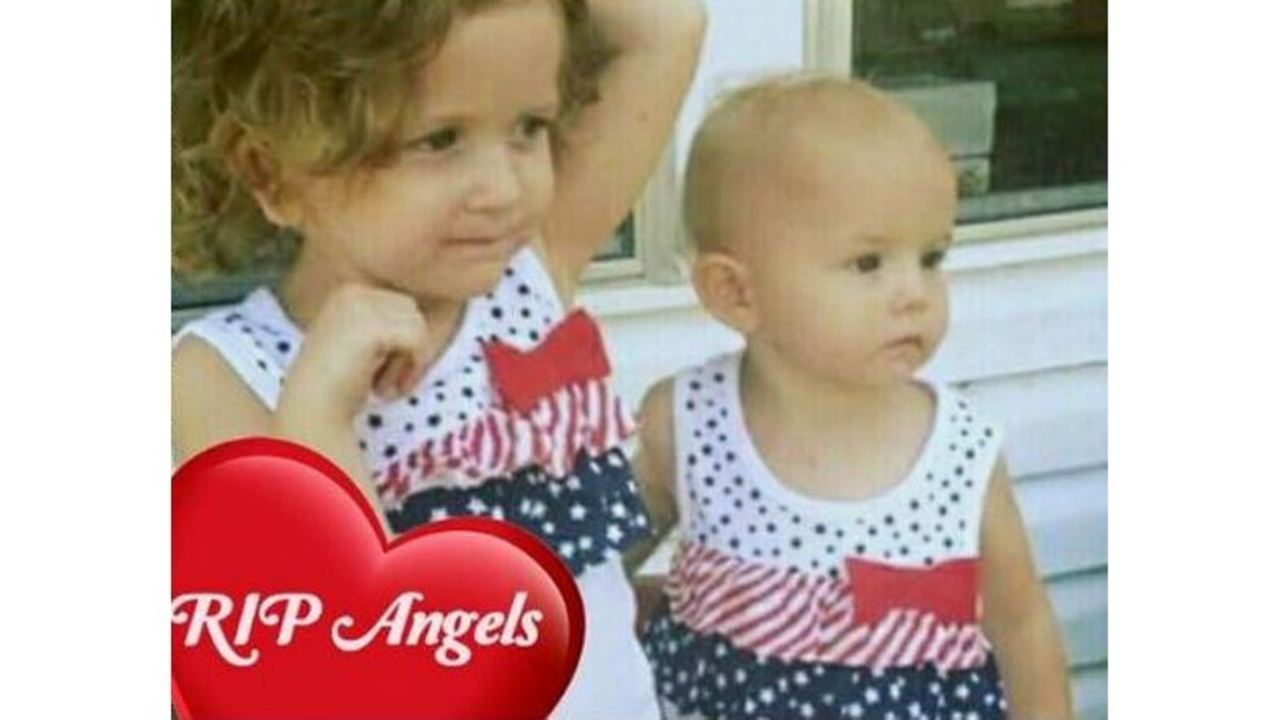 Funeral For 2 Nc Toddler Sisters Who Drowned In Pool Set For Monday