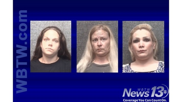 2 women, 1 man arrested on prostitution charges in Myrtle Beach