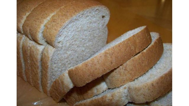 Bread recalled over glass fragments