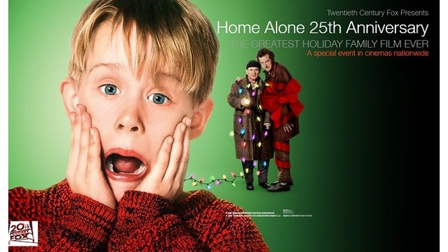 Home Alone Returns To Theaters For 25th Anniversary This November