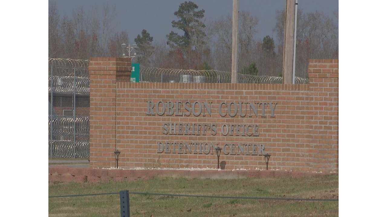 Two Employees Suspended From Robeson County Sheriffs Office