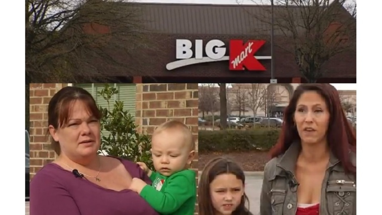 2 NC moms left scrambling after KMart cancels their layaway