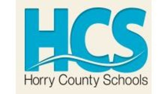 Horry County school bus runs into ditch