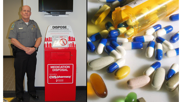 Drop-off box aims to help Georgetown neighbors dispose of drugs