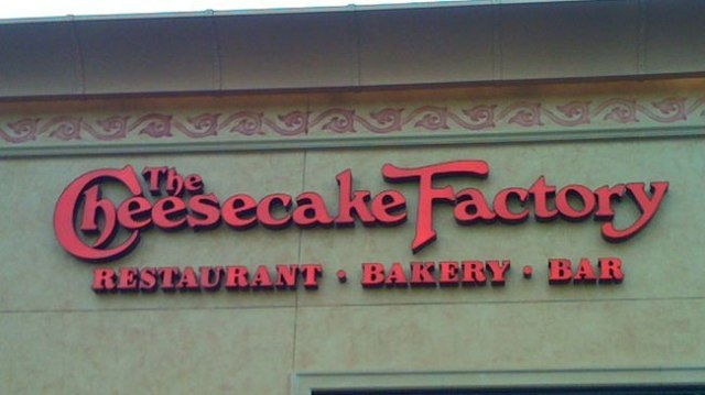 The Cheesecake Factory to open first location in South Carolina
