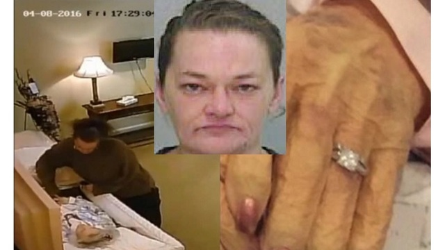 Police arrest suspect after ring stolen from corpse in funeral home