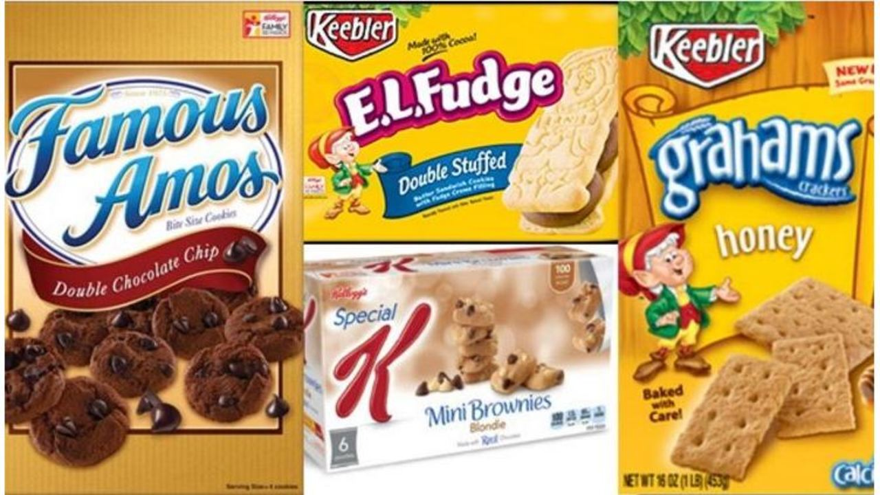 Kellogg Company recalls more than 20 products, including snacks and ...