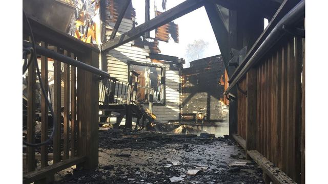 Dozens of animals killed in Huntington Beach State Park Nature Center fire