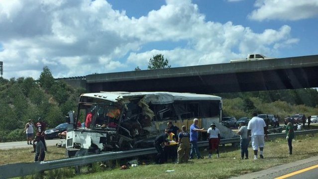 SC bus company faces civil violations after deadly crash on US 74