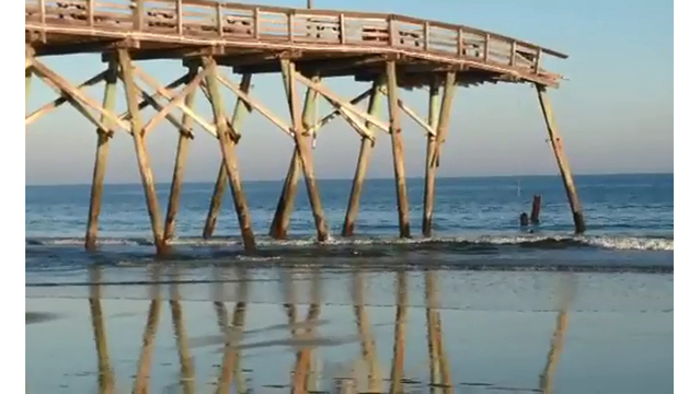 2019 Is The Gest Disointment Surfside Beach Pier Reopening Delayed