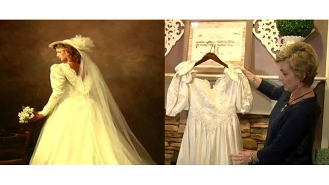 Brides To Swap Wedding Dresses 30 Years After Dry Cleaning Mix Up