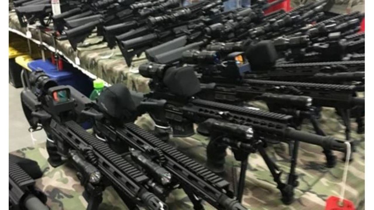 Up To 60 Firearms Stolen At Nc Gun Show Police Now Say