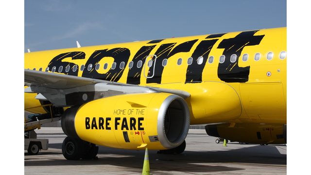 Spirit adds non-stop flight from Columbus, OH to MYR
