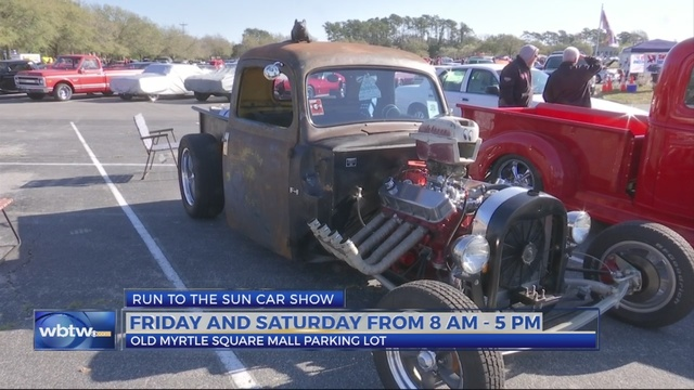 Run To The Sun Car Show Rolls Into Myrtle Beach - Myrtle beach car show