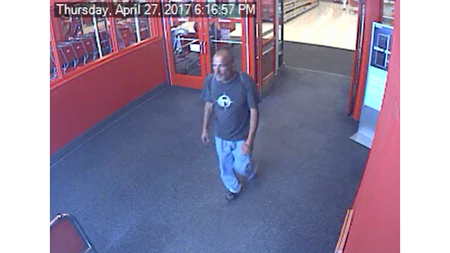 Florence police release photo of Target shoplifter