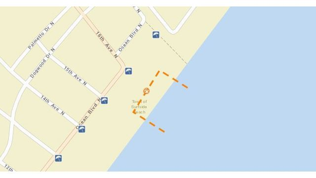 DHEC lifts swim advisory for section of Surfside Beach after high bacteria reading