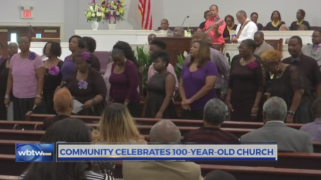 Lake City church celebrates 100 year anniversary
