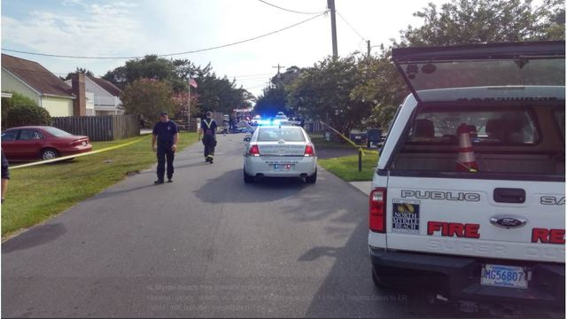 Woman arrested after deadly North Myrtle Beach golf cart crash on