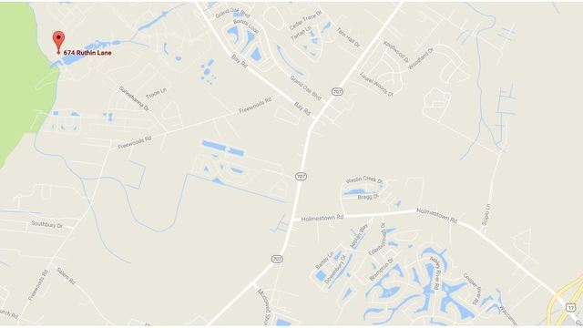Car Fire Burns In Horry County Garage