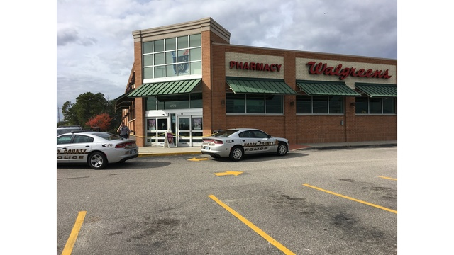 Ransom note used to get narcotics in Carolina Forest Walgreens robbery