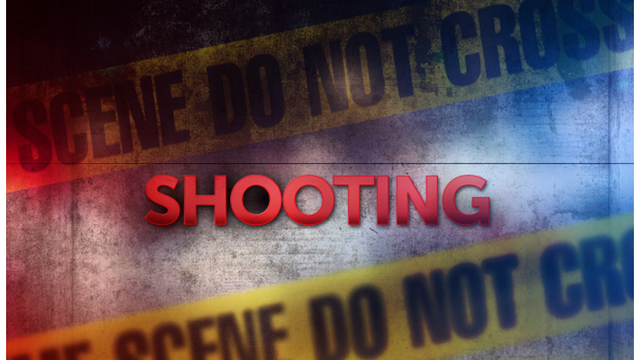 One person shot while sitting in a car in Myrtle Beach