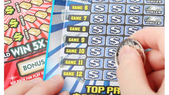 Marion man says winning lottery was 'torture'...for a moment