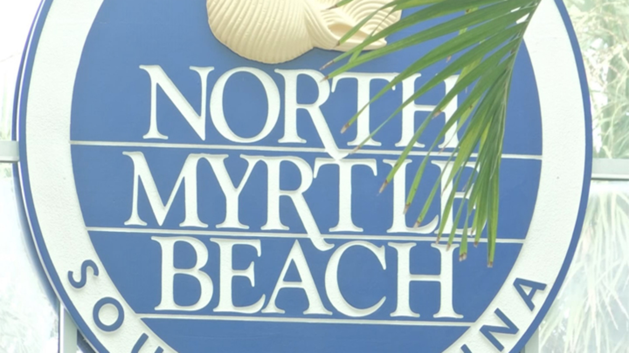 North Myrtle Beach says beaches open but swimming not advised