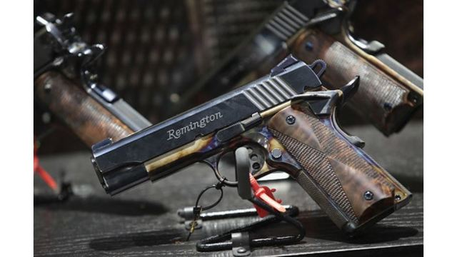 Firearms company Remington files for Chapter 11 bankruptcy