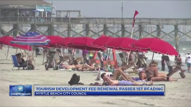Myrtle Beach City Council Pes First Reading Of Tdf Ordinance R 0 20180328005601