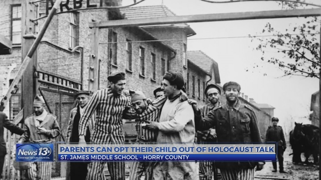 should students be able to opt out of holocaust assembly
