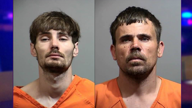 Duo arrested after burglarizing Georgetown home, police say
