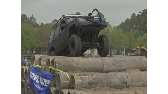 First Myrtle Beach Jeep Jam draws thousands from across the country