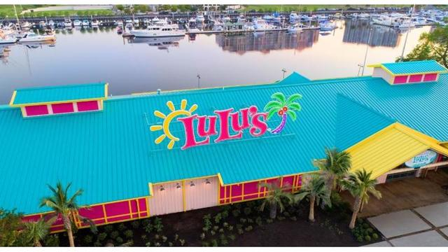 Lucy Buffett's LuLu's to open In Barefoot Landing