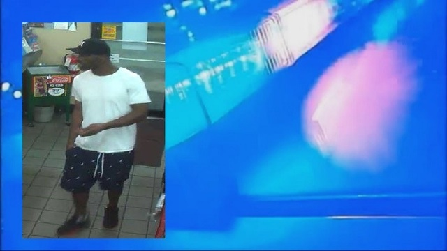 Myrtle Beach police seek suspect accused of trying to steal cash register