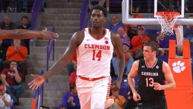 Clemson Men's Basketball Releases Non-Conference Schedule
