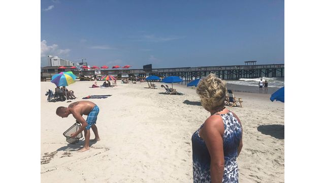 Date For Reconstruction Of Springmaid Pier Still Unannounced No Permit Filed With Dhec