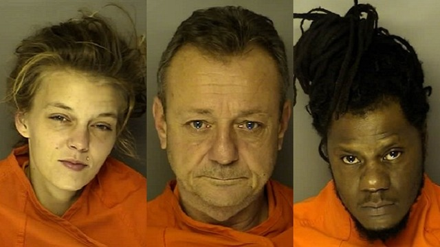 Horry County Mugshots Today