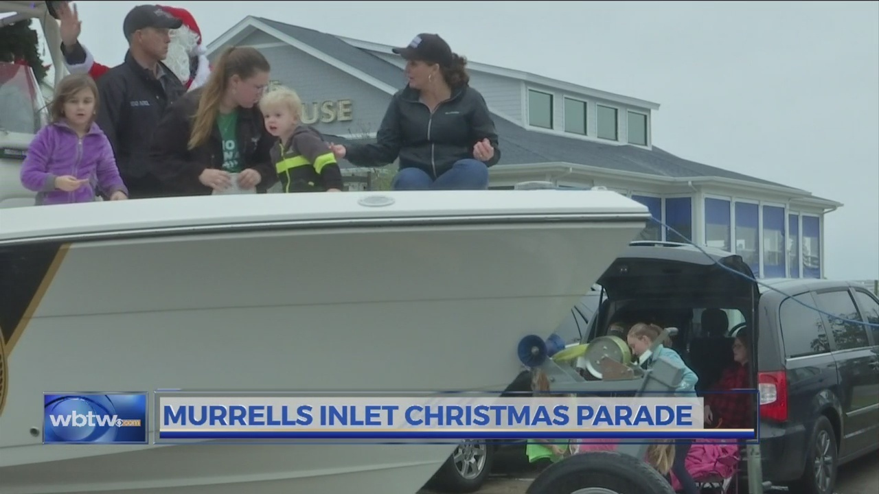 Murrells Inlet holds annual Christmas parade