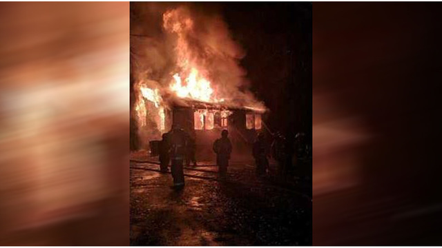 Thats My House Dispatcher Answers 911 Call About Fire That Took