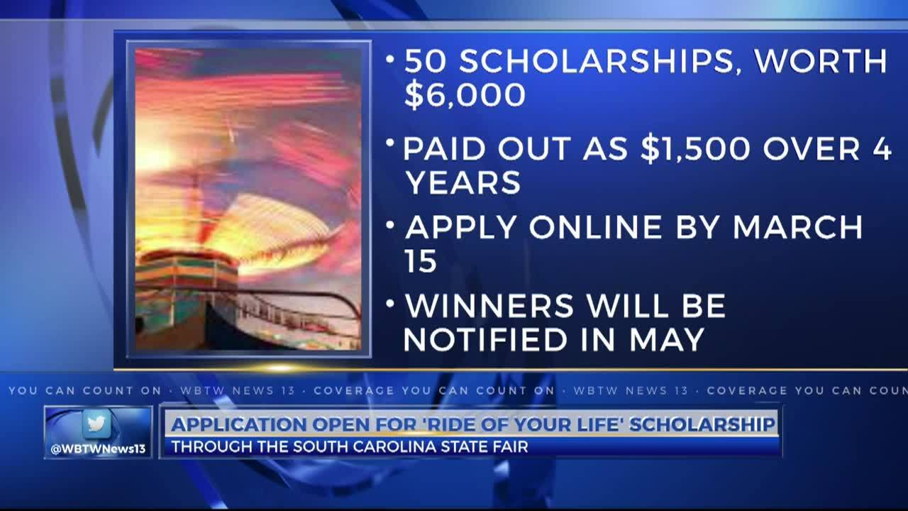 SC State Fair announces deadline for