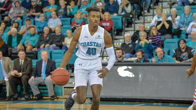 Coastal's Zac Cuthbertson Wins 2 Weekly Honors