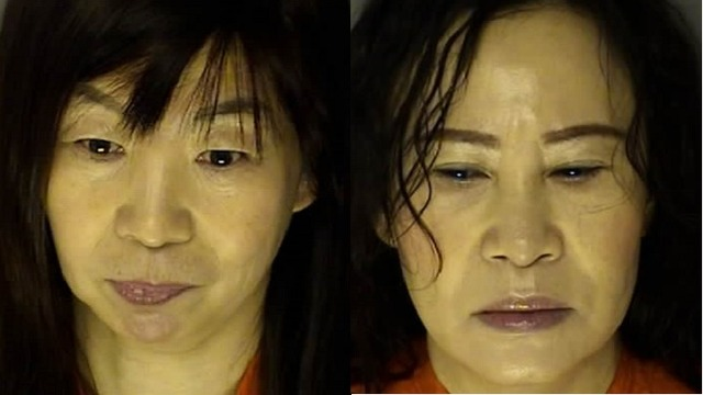 2 arrested for prostitution after undercover operations at Horry County spas