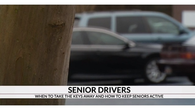 Aging drivers: When is it time to take away the keys?