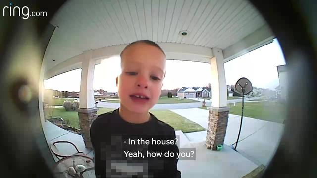 9e9933993 RING VIDEO: 'DAD! Where's the kid's channel?'