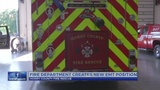 """""""It'll definitely help save lives"""" : Horry County Fire Rescue creates new EMT position"""